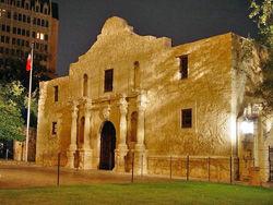 the Alamo Tour