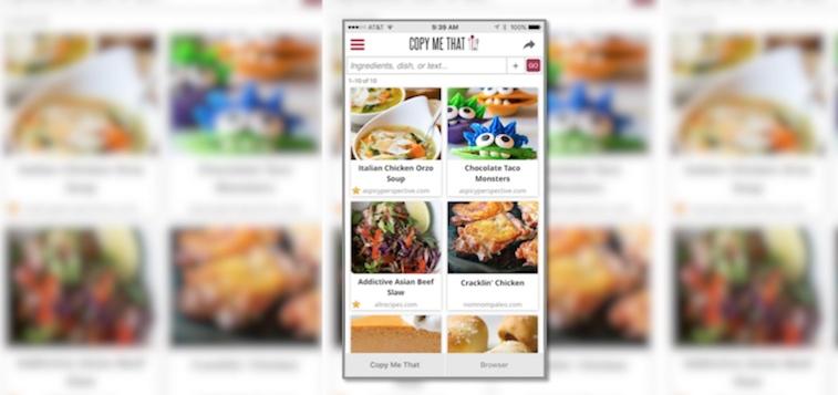 Easily Copy Recipes from Many Websites to a Single Recipe Box - iPadWisdom.com