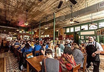 Restaurants on the San Antonio Riverwalk