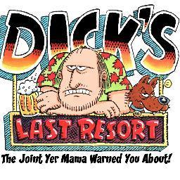 Dick's Last Resort (@DicksaysChicago) | Twitter