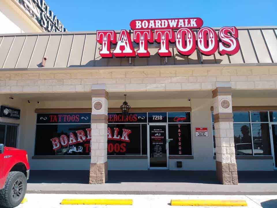 25 Best Tattoo Shops To Visit In San Antonio