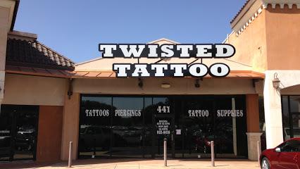 Twisted Tattoo - Tattoocontact