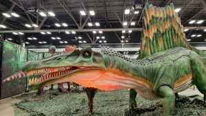 100 Incredible Jurassic Quest Dinosaurs are Invading San Antonio, Texas